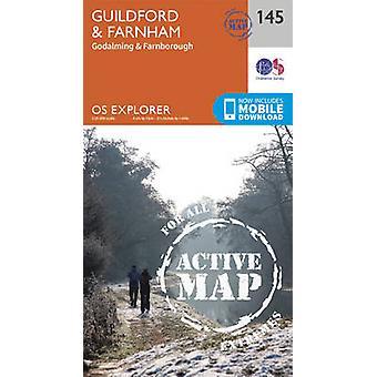 Guildford and Farnham