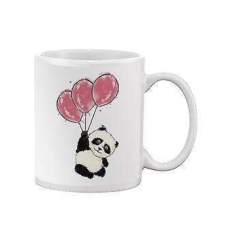 Panda ilmapallojen muki -SPIdeals mallit