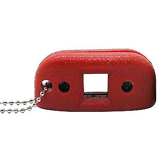 Blades Grindstone Maintenance Sy With Chains Portable Sandstone Double Side Ice