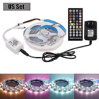 Led light bulbs dc12v led strip 90leds/m rgb+ +white+warm white ip21 ip65 waterproof 2835 5050 flexible led lights