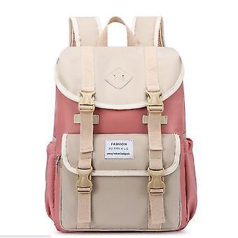 Mochila al aire libre viaje a prueba de agua mochila mochila escuela bolsa