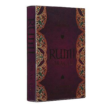 Venalisa Oracle Rumi Oracle Tarot L Oracle Card Board Deck Games Palying Cards For Party Game