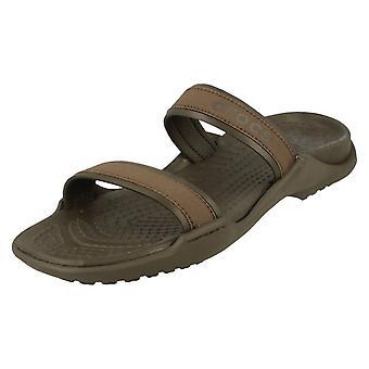 Damen Crocs Slip-on Sandalen Patra