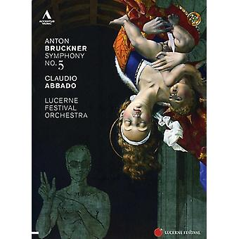 A. Bruckner - Symfonie No. 5 [DVD] USA import