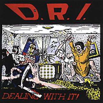 D.R.I. - Dealing with It [CD] USA import
