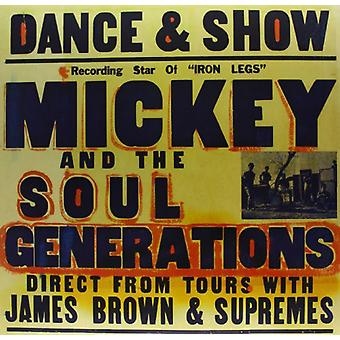 Mickey & the Soul Generation - Iron Leg [Vinyl] USA import