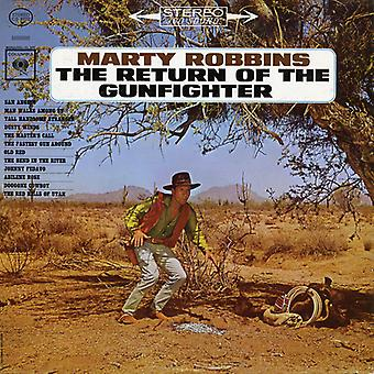 Marty Robbins - Return of the Gunfighter [CD] USA import