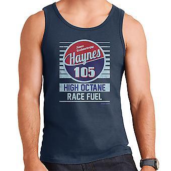 Haynes 105 hoog octaangehalte Race brandstof mannen Vest