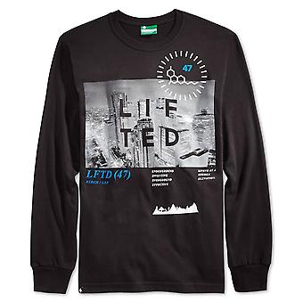 LRG High City Life LS T-shirt Black