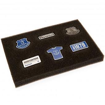Everton 6 ks odznak set
