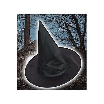 Halloween y el terror la bruja sombrero negro adultos