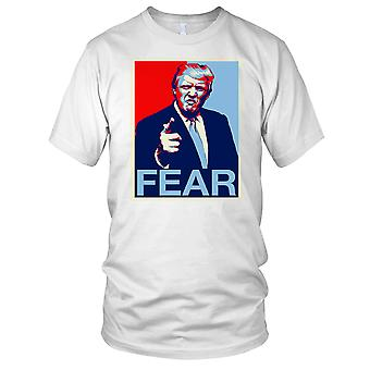 Donald Trump President Fear Mens T Shirt