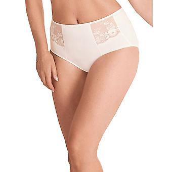 Anita 1514-612 femei ' s Comfort amica cristal alb chiloți pantalon scurt
