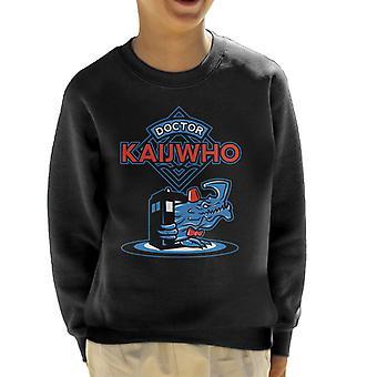Docteur Kaijwho Pacific Rim qui Sweat-shirt enfant