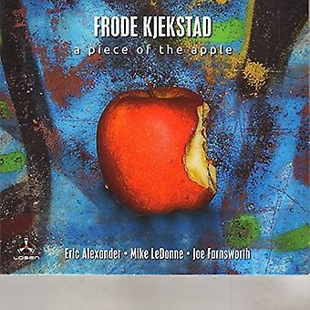 Frode Kjekstad - Piece of the Apple [CD] USA import