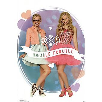 Liv e Maddie - Duo Poster Print