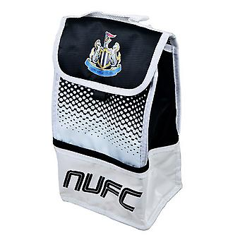 Newcastle United FC Fade officiel Football Crest Design sac à Lunch