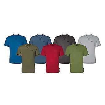 Jack Wolfskin Mens Crosstrail Base T-Shirt