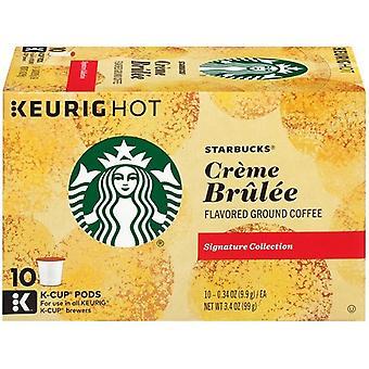 Starbucks creme Brulee Keurig K-poháre