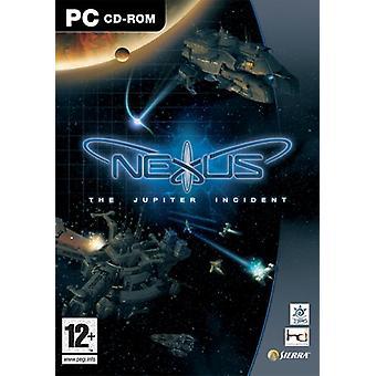 Nexus Jupiterin tapaus - uusi