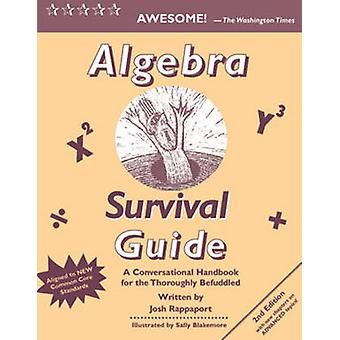 Algebra Survival Guide  A Conversational Handbook for the Thoroughly Befuddled by Josh Rappaport