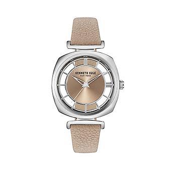 Kenneth Cole New York women's watch polshorloge leder KC15108005