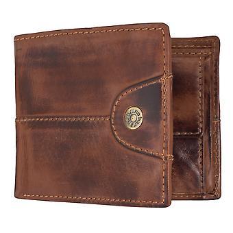 Bruno banani mens wallet wallet purse Cognac 6860