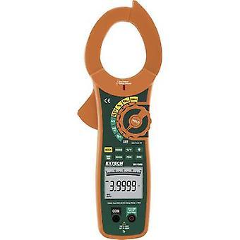 Extech MA1500 Clamp meter, Handheld multimeter Digital CAT III 1000 V, CAT IV 600 V Display (counts): 40000