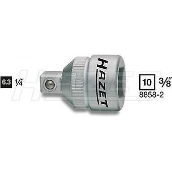 Hazet 8858-2 Bit adapter Drive (screwdriver) 3/8 (10 mm) Downforce 1/4 (6.3 mm) 26 mm 1 pc(s)