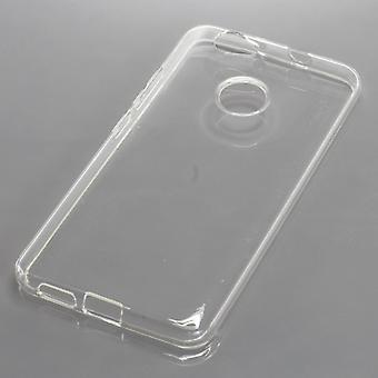 Mobile case TPU case for mobile Huawei Nova transparent