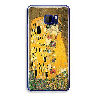HTC U Ultra przezroczysty (Soft) - Der Kuss