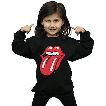 Rolling Stones Girls Classic Tongue Sweatshirt