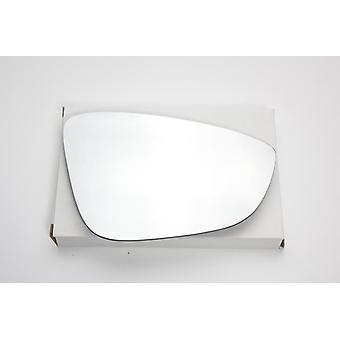 Rechter spiegelglas (verwarmd) & houder voor Volkswagen Passat CC 2012-2017