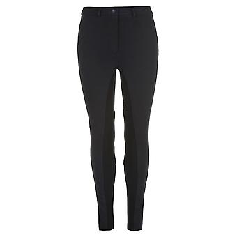 Requisite Womens Ladies 2 Tone Jodhpurs Equestrian Pants Trousers Bottoms Sports