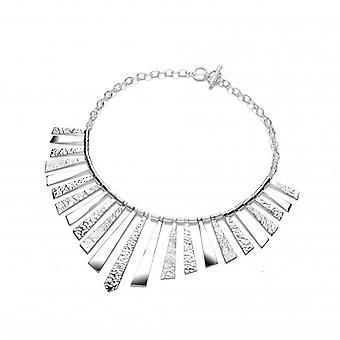 Cavendish French Silver Egyptian Necklace