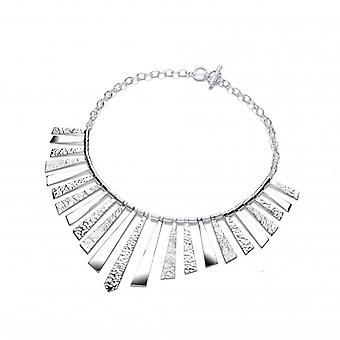 Cavendish französischen ägyptischen Silberkette