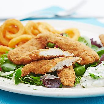 Country Range Frozen Southern Fried Chicken Breast Goujons