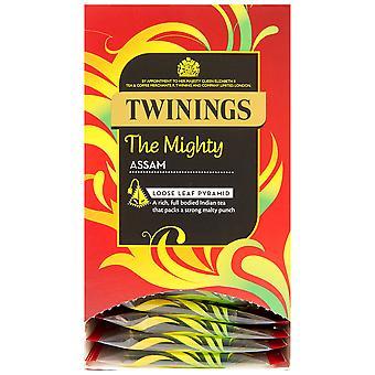 Twinings Mighty Assam Pyramid Tea Bag