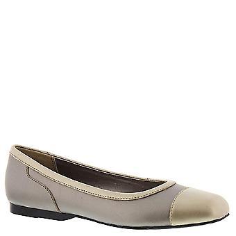 ARRAY Damen Madison Leder Square Toe Loafers
