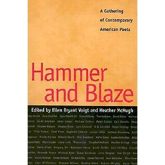 Marteau et Blaze - un rassemblement de poètes américains contemporains par Ellen
