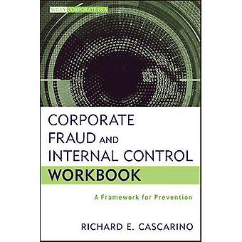 Unternehmensbetrug und interne Kontrolle Arbeitsmappe - ein Rahmen für die Handelsverluste