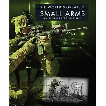 World's Greatest Small Arms by Chris McNab - 9781782742623 Book