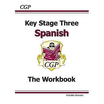 Ks3 Espanjan työkirjan vastauksia CGP kirjoja - CGP - 97818476