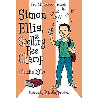 Simon Ellis, Spelling Bee Champ (Franklin School Friends)