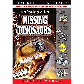 The Mystery of the Chicago Dinosaurs (Real Kids, Real Places)
