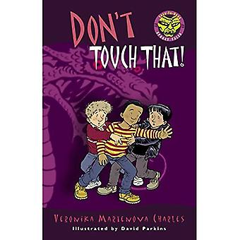 Don't Touch That! (Easy-To-Read Spooky Tales)