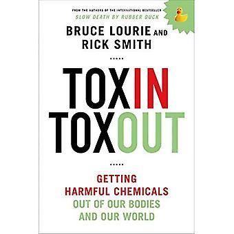 Toxin-Toxout: Immer schädliche Chemikalien aus unserem Körper und unserer Welt