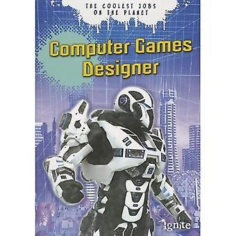 Datamaskinen spill Designer