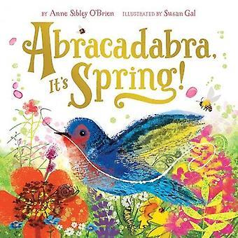 Abracadabra, It's Spring! (Seasonal Magic)