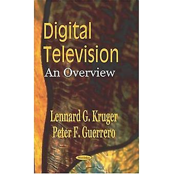 Digital Television : An Overview